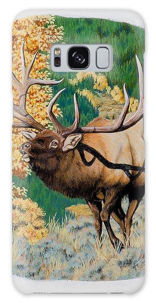 Nevada Nontypical Elk Galaxy Case