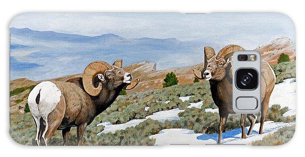Nevada Rocky Mountain Bighorns Galaxy Case