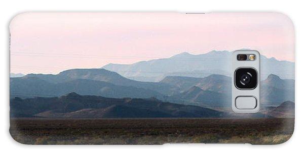 Nevada Sunset Galaxy Case
