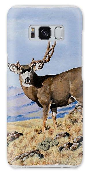 Nevada Typical Mule Deer Galaxy Case