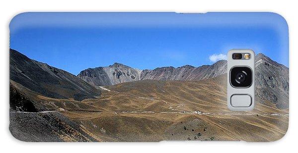 Nevado De Toluca Mexico Galaxy Case
