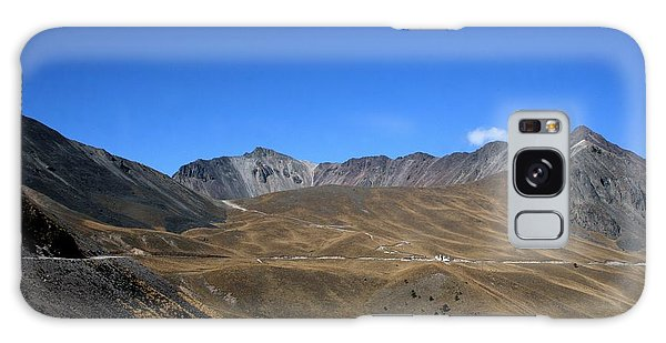 Galaxy Case featuring the photograph Nevado De Toluca Mexico by Francisco Pulido