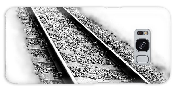Featured Images Galaxy Case - Never Ending Journey by Marianna Mills