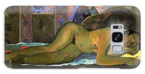 Art Institute Galaxy Case - Nevermore by Paul Gauguin
