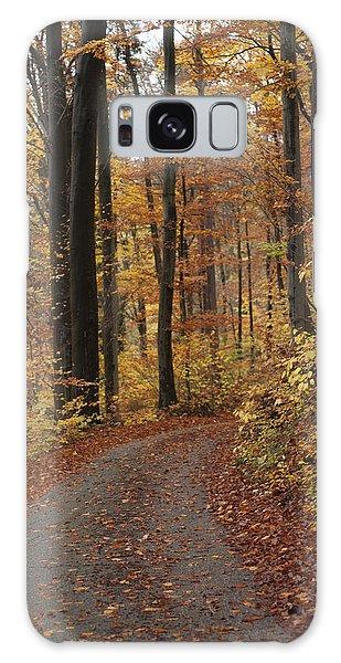New Autumn Trails Galaxy Case