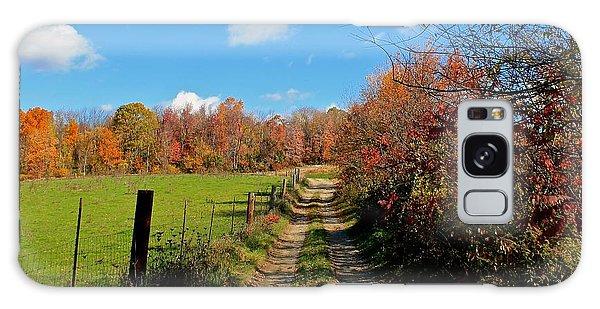 New England Farm Rota Springs Galaxy Case