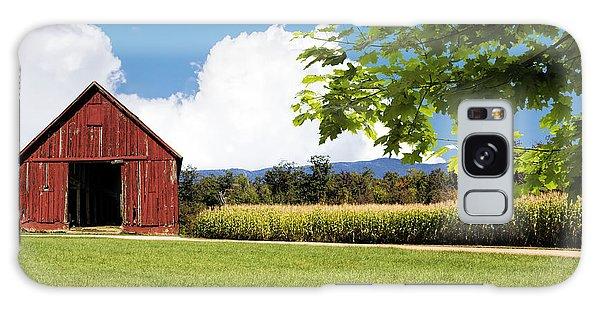 New Hampshire Barnyard Galaxy Case