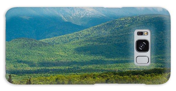 New Hampshire Mountainscape Galaxy Case by Nancy De Flon