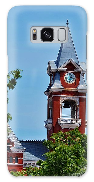 New Hanover County Courthouse Bell Tower Galaxy Case