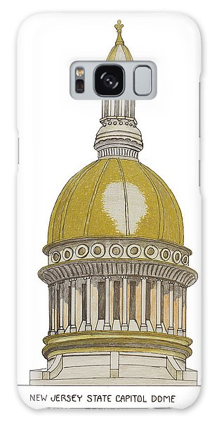 New Jersey State Capitol Galaxy Case