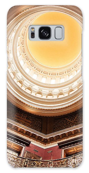 New Jersey Statehouse Dome Galaxy Case