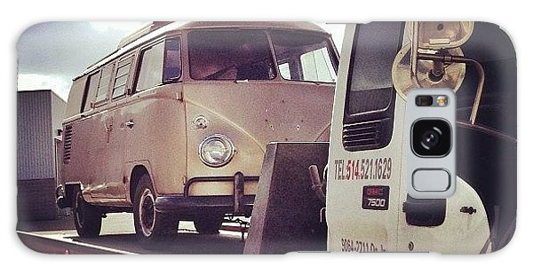 Vw Bus Galaxy Case - New Life And Look Soon! #vw #bus #67 by Tobrook Eric gagnon