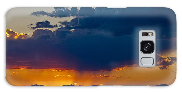 New Mexico Beauty Galaxy Case by Atom Crawford