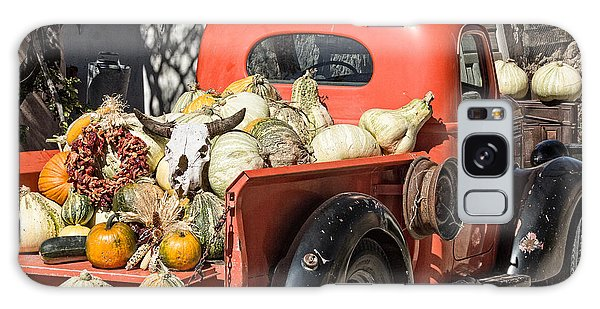 New Mexico Fall Harvest Truck Galaxy Case