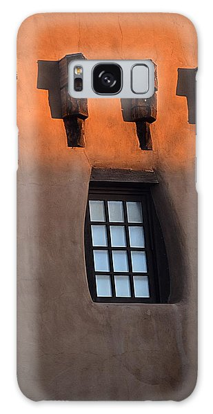 Galaxy Case featuring the photograph New Mexico02 by Gerald Greenwood