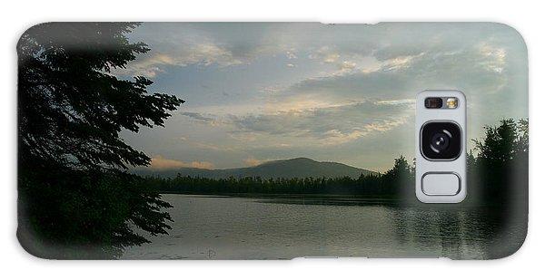 New Morning On Lake Umbagog  Galaxy Case by Neal Eslinger