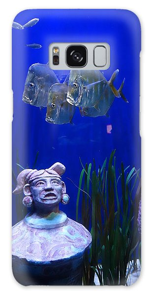 New Orleans Aquarium Galaxy Case