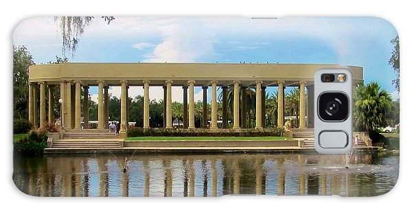 New Orleans City Park - Peristyle Galaxy Case
