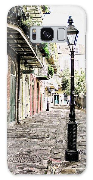 New Orleans Cobblestone Galaxy Case