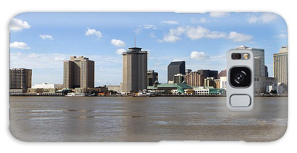 New Orleans Skyline Galaxy Case