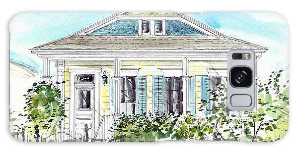New Orleans Victorian Galaxy Case