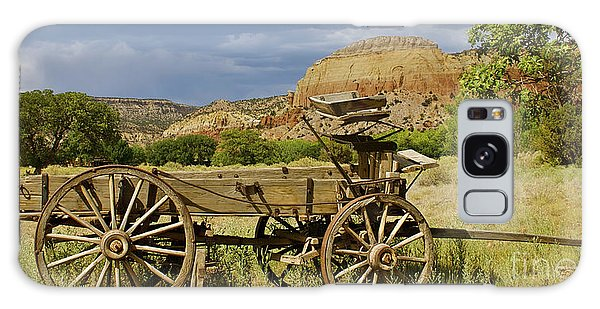 New Photographic Art Print For Sale Ghost Ranch New Mexico 13 Galaxy Case