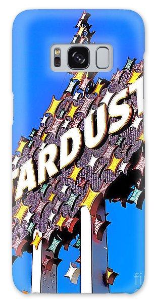 Original Stardust Casino Neon In Las Vegas Pop Art Galaxy Case