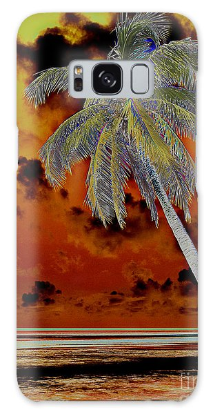 New Photographic Art Print For Sale Paradise Somewhere In The Bahamaramas Galaxy Case