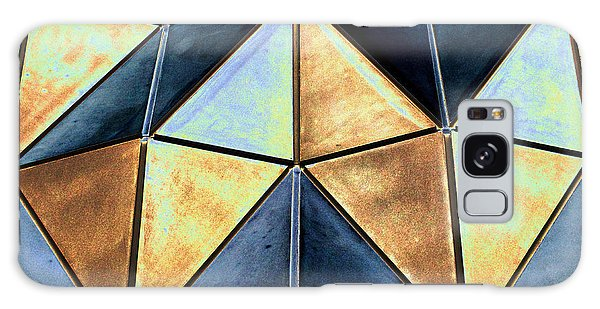 Pop Art Abstract Art Geometric Shapes Galaxy Case