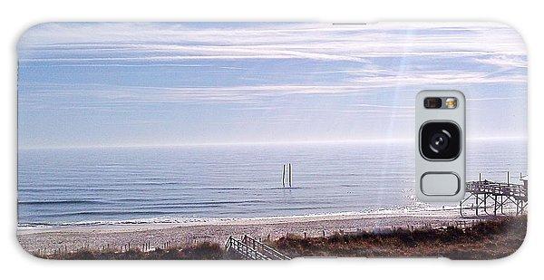 New Year Carolina Beach Galaxy Case