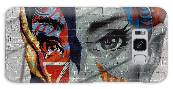 New York Art Galaxy Case by Steven Macanka