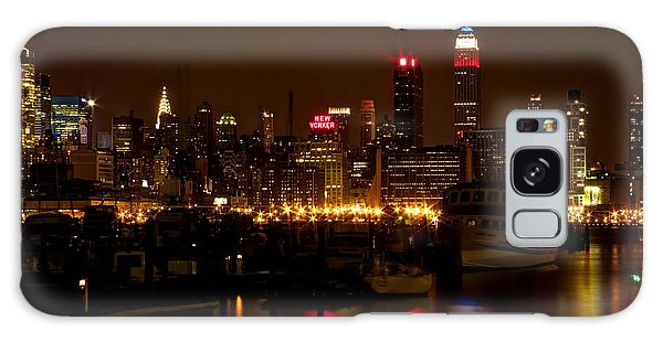 New York City Galaxy Case by Dave Files