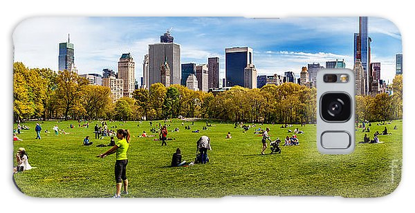 State Park Galaxy Case - Life In New York City by Az Jackson