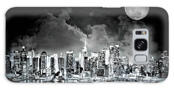 New York City Night Lights Galaxy Case