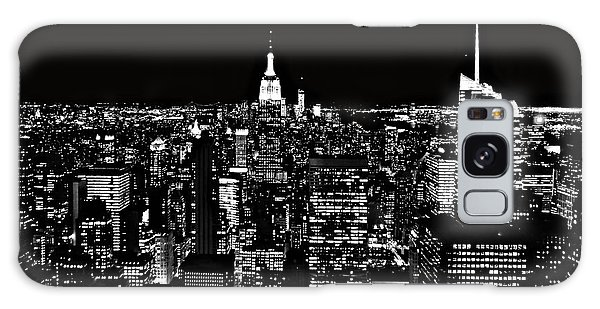 The Empire Galaxy Case - New York City Skyline At Night by Dan Sproul