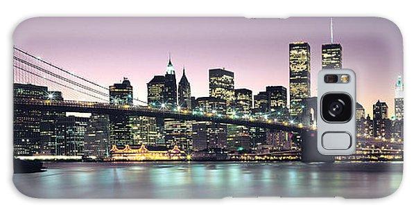 Center Galaxy Case - New York City Skyline by Jon Neidert