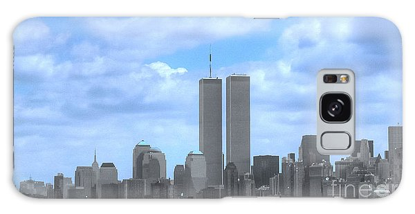 New York City Twin Towers Glory - 9/11 Galaxy Case