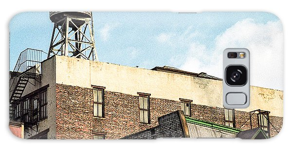 New York City Water Tower 2 Galaxy Case