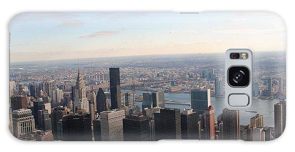 New York East Galaxy Case by Robert  Moss