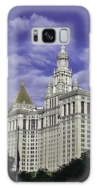 New York Municipal Building Galaxy Case