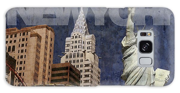 New York New York Las Vegas Galaxy Case