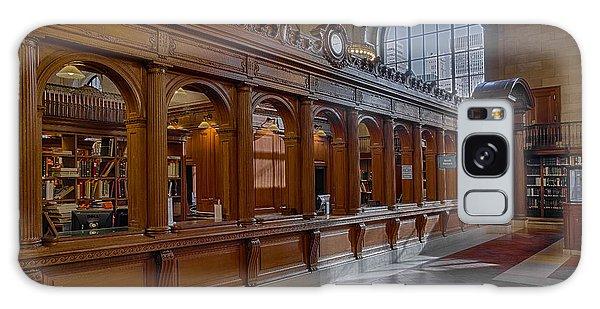 New York Public Library Book Returns Galaxy Case