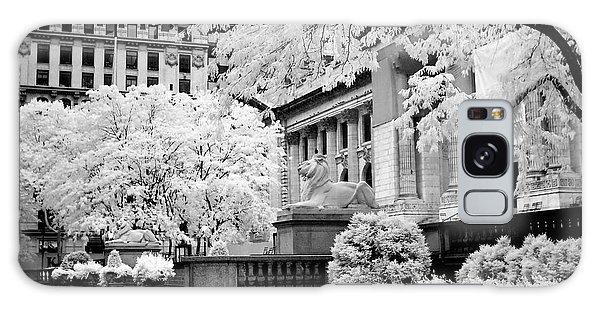New York Public Library Ir Galaxy Case