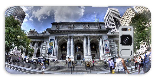 New York Public Library Galaxy Case