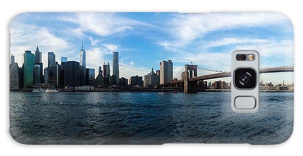 Usa Galaxy Case - New York Skyline - Color by Nicklas Gustafsson