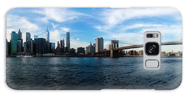 New York Skyline - Color Galaxy Case