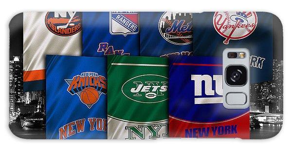 Islanders Galaxy Case - New York Sports Teams by Joe Hamilton