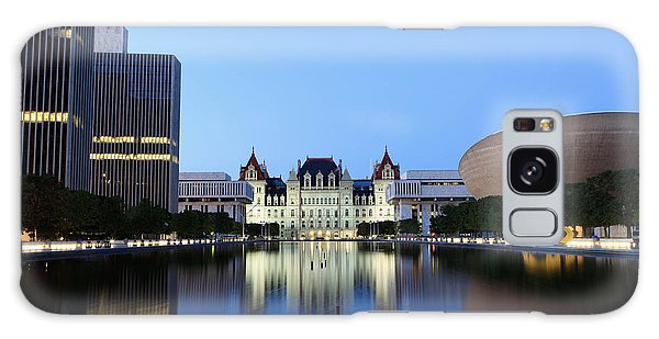 New York State Capitol Galaxy Case