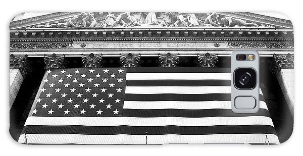 New York Stock Exchange Galaxy Case