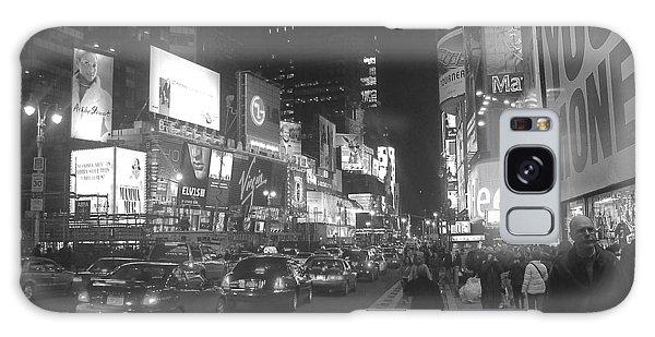 New York Streets Galaxy Case